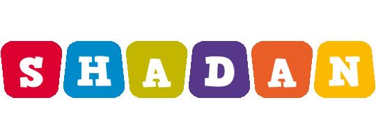 Shadan kiddo logo