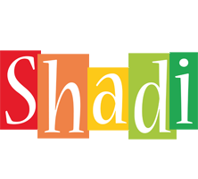 Shadi colors logo