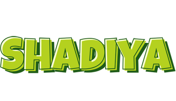 Shadiya summer logo