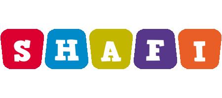 Shafi kiddo logo
