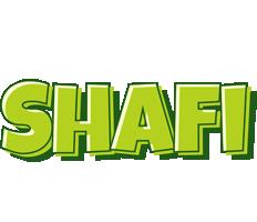 Shafi summer logo