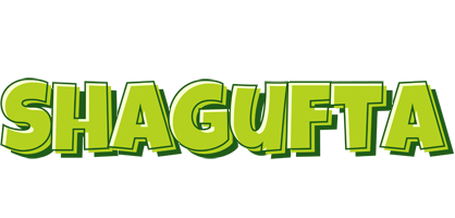 Shagufta summer logo