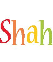 Shah birthday logo