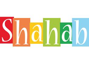 Shahab colors logo