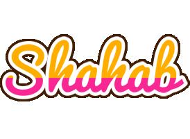 Shahab smoothie logo