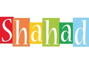 Shahad colors logo