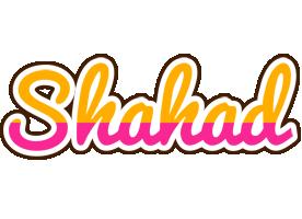 Shahad smoothie logo
