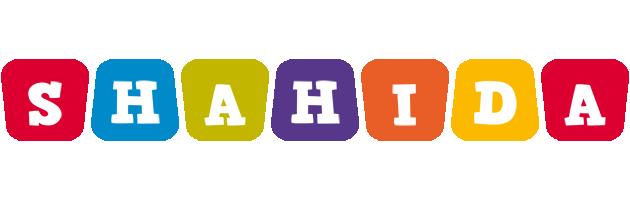 Shahida kiddo logo