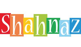 Shahnaz colors logo