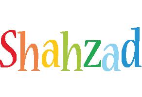 Shahzad birthday logo