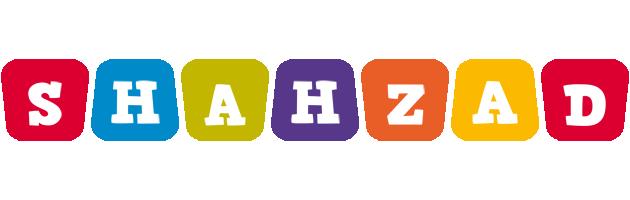 Shahzad kiddo logo