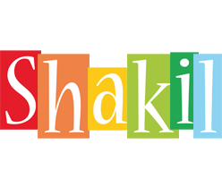 Shakil colors logo