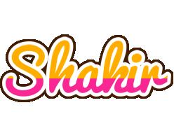 Shakir smoothie logo
