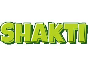 Shakti summer logo
