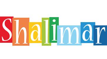 Shalimar colors logo