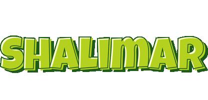 Shalimar summer logo