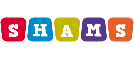 Shams kiddo logo
