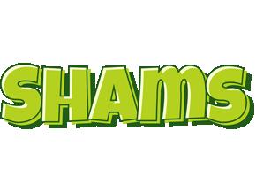 Shams summer logo
