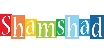 Shamshad colors logo