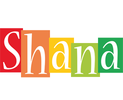 Shana colors logo