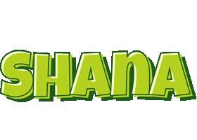 Shana summer logo