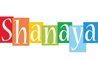 Shanaya colors logo