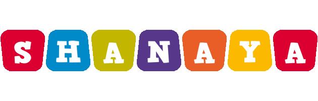 Shanaya kiddo logo