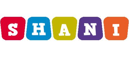 Shani kiddo logo