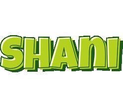 Shani summer logo