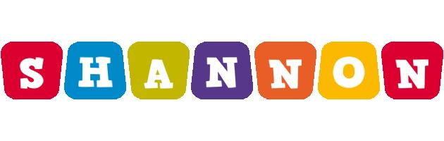 Shannon kiddo logo