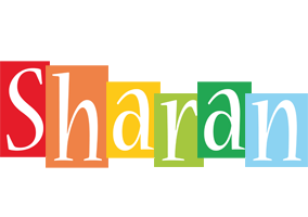 Sharan colors logo