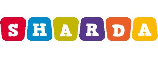Sharda kiddo logo