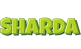 Sharda summer logo