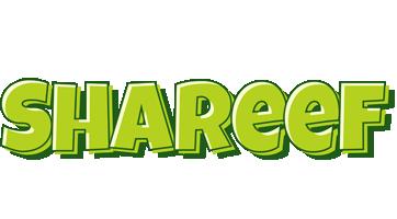 Shareef summer logo