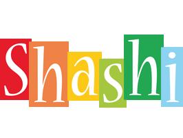 Shashi colors logo