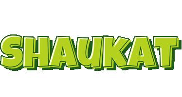 Shaukat summer logo
