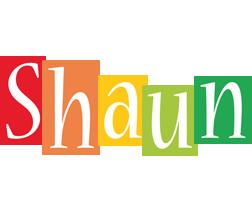 Shaun colors logo