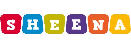 Sheena kiddo logo