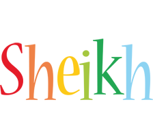 Sheikh birthday logo