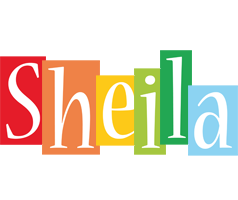 Sheila colors logo