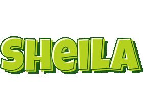 Sheila summer logo