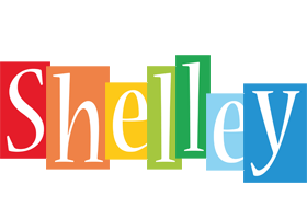 Shelley colors logo
