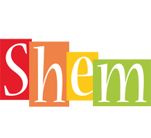 Shem colors logo