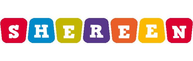 Shereen kiddo logo