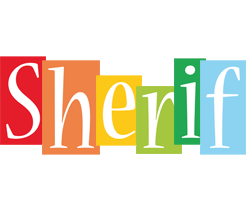Sherif colors logo