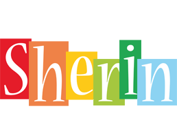 Sherin colors logo