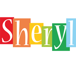 Sheryl colors logo