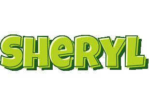 Sheryl summer logo