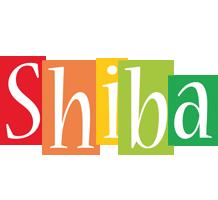 Shiba colors logo
