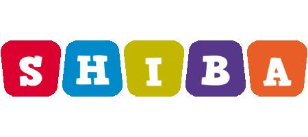 Shiba kiddo logo